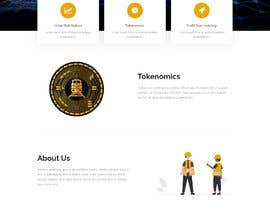 #27 for Website for our Crypto Token (train rails) by shahibur55
