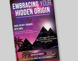 #10 for Drawer Flier done for Adult Egyptian magic school af rabbihmd