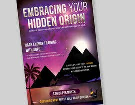 #15 for Drawer Flier done for Adult Egyptian magic school af rabbihmd