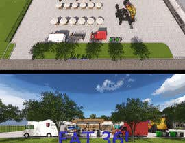 #29 для Neighborhood Market Rendering. от ngocbichcao303