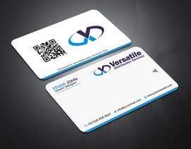 #110 untuk Create an amazing Business card design oleh swaponroy2000