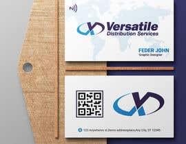 #164 untuk Create an amazing Business card design oleh Designeranima