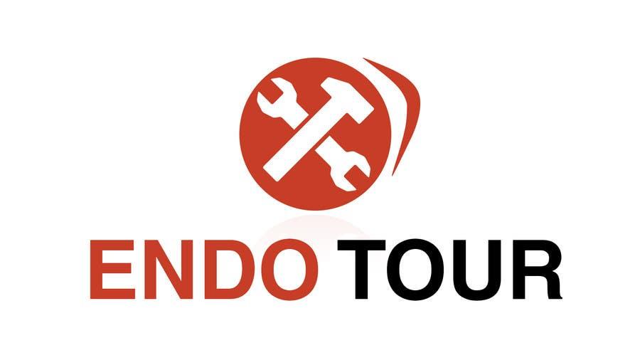 Konkurrenceindlæg #                                        3                                      for                                         Logo design for EndoTour