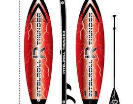 Nro 24 kilpailuun Paddleboard Design käyttäjältä FaridKhan039