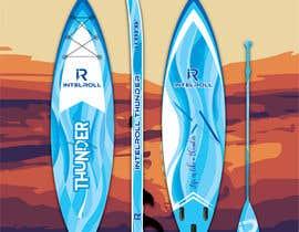 Nro 54 kilpailuun Paddleboard Design käyttäjältä FaridKhan039