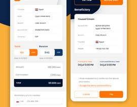 Nro 39 kilpailuun Design 2 pages for mobile app käyttäjältä hejven