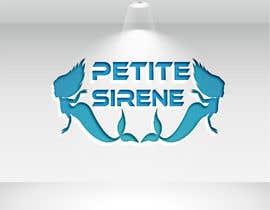 Nro 84 kilpailuun Create a nice combination mark logo for a mermaid swimming school käyttäjältä mdshakilbro