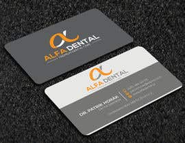 SadiaMuntaha tarafından Dental business card + Appointment reminder card için no 834