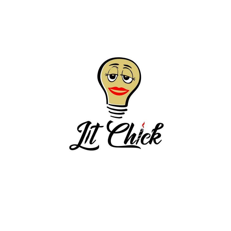 """Kilpailutyö #                                        46                                      kilpailussa                                         """"Lit Chick"""""""