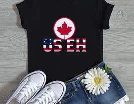 Nro 287 kilpailuun Redesign this t shirt design käyttäjältä Ainal757