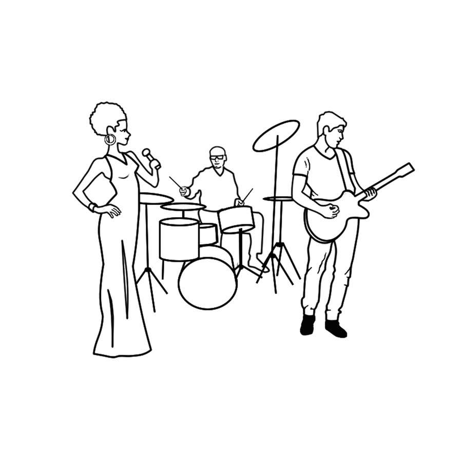 Konkurrenceindlæg #                                        9                                      for                                         A simple illustration of a band