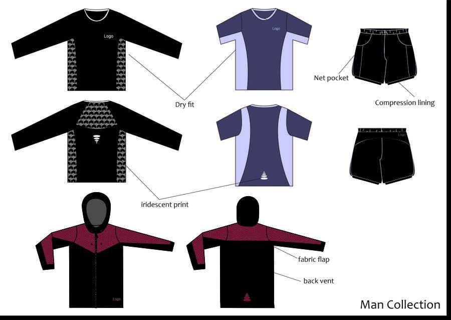 Bài tham dự cuộc thi #                                        57                                      cho                                         Sportswear fashion designer - pickleball
