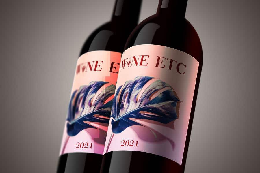 Proposition n°                                        102                                      du concours                                         Design a wine label series
