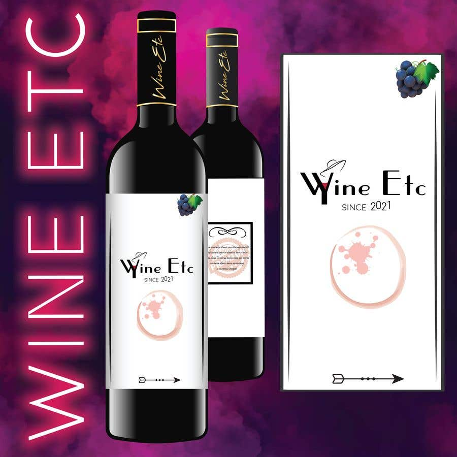 Proposition n°                                        120                                      du concours                                         Design a wine label series