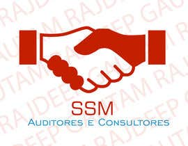 #23 for Design a Logo for SSM Auditores e consultores af rajdeepgautam