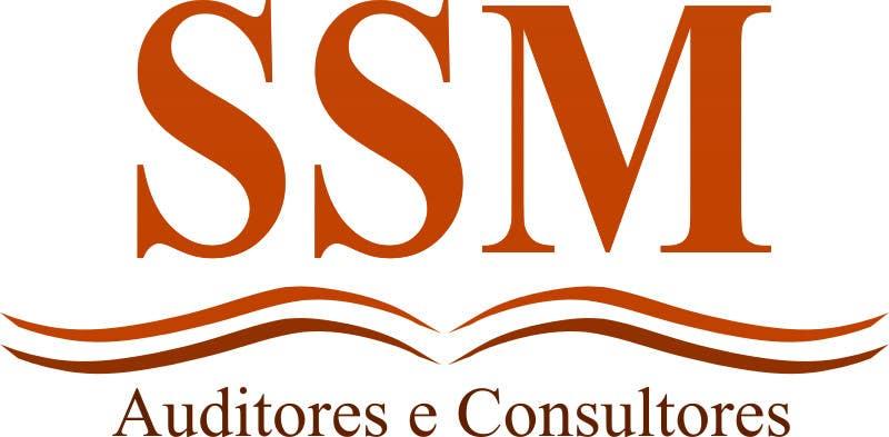 Konkurrenceindlæg #18 for Design a Logo for SSM Auditores e consultores