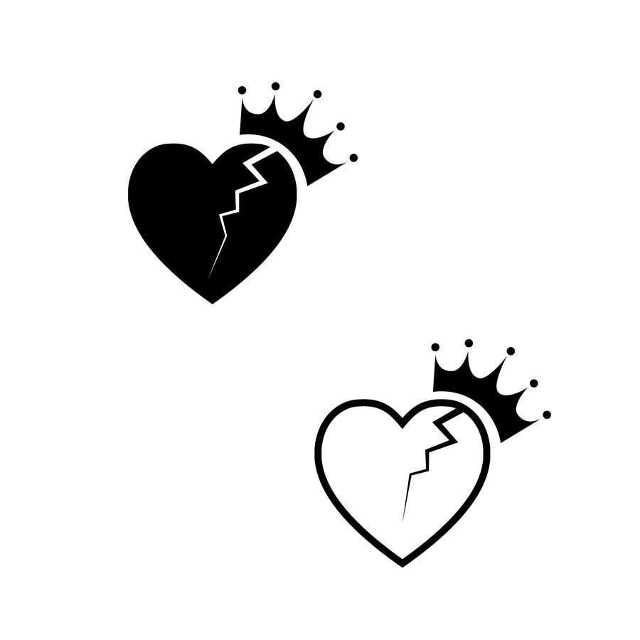 "Contest Entry #                                        200                                      for                                         ""Prince of Heartz"" Logo Concept"