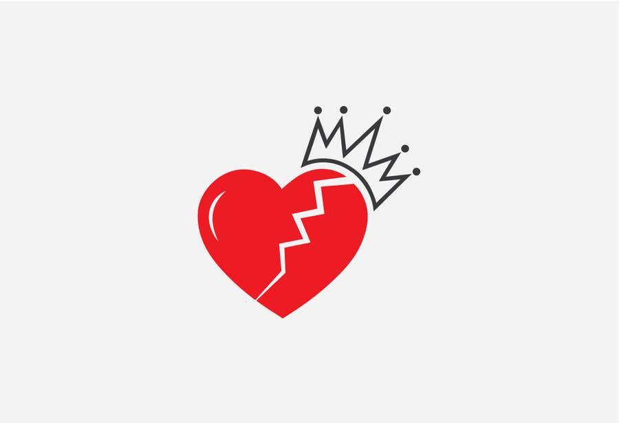"Contest Entry #                                        257                                      for                                         ""Prince of Heartz"" Logo Concept"