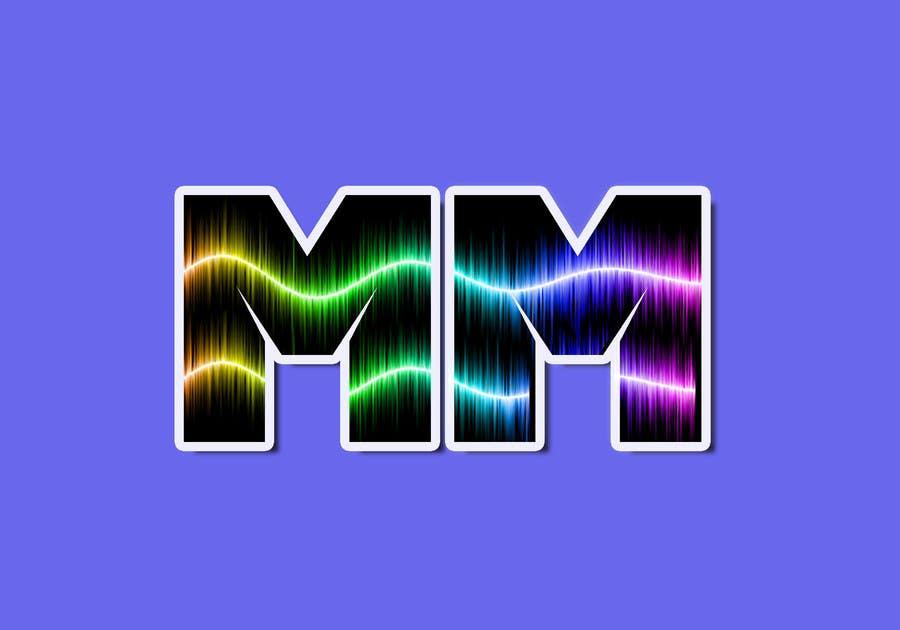 Penyertaan Peraduan #35 untuk Design a Logo for a DJ
