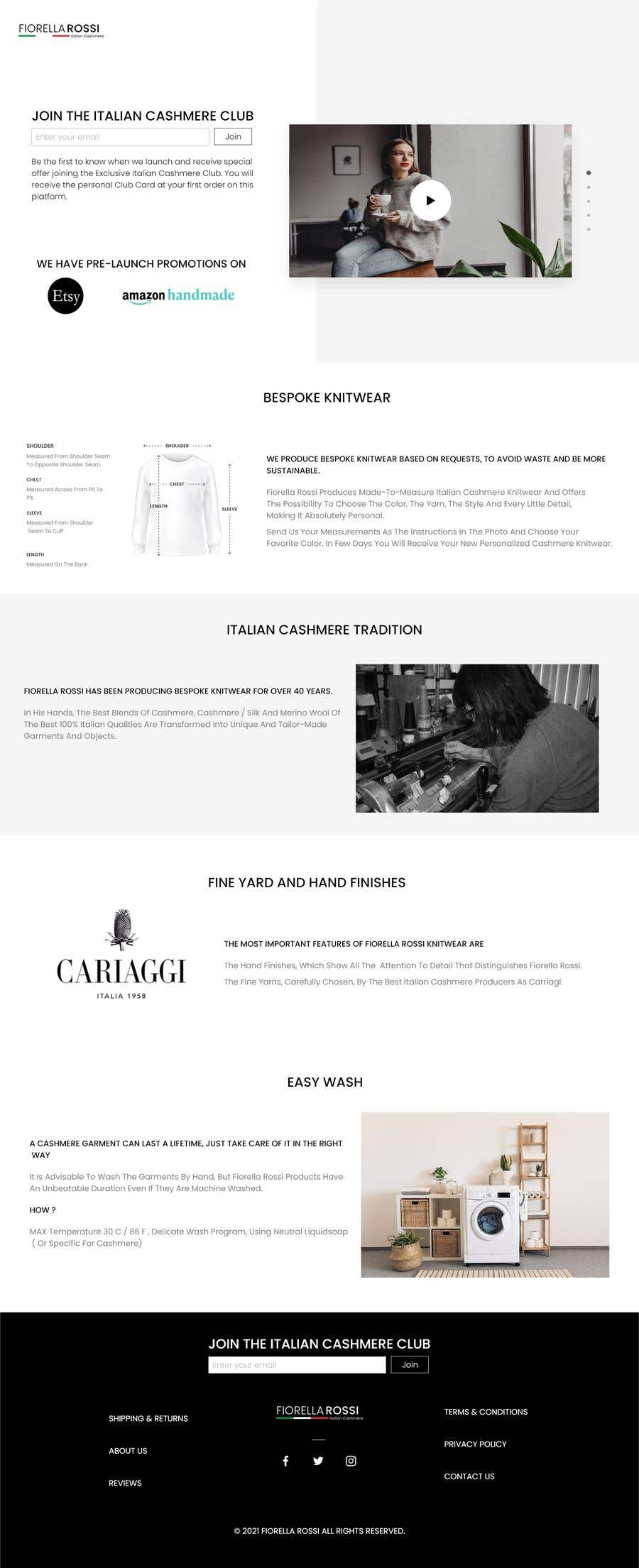 Конкурсная заявка №                                        42                                      для                                         Easy: just a Homepage design contest with Adobe XD