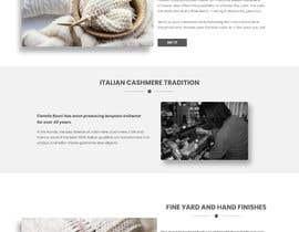 #51 untuk Easy: just a Homepage design contest with Adobe XD oleh Mnaimurrahman32