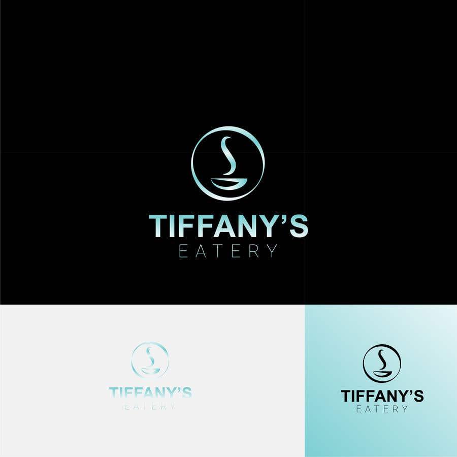 Inscrição nº                                         16                                      do Concurso para                                         Tiffany Logo