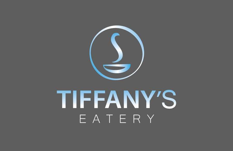 Kilpailutyö #                                        13                                      kilpailussa                                         Tiffany Logo