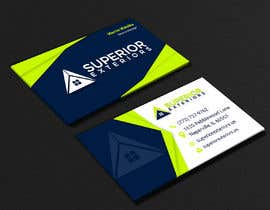 #631 for business cards for roofing company by shahriyarrubel
