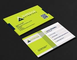 #642 for business cards for roofing company by durudchy