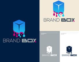 #1650 for Brand Box Logo by GoldenAnimations