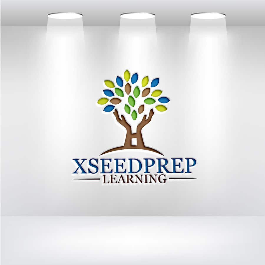 Proposition n°                                        95                                      du concours                                         Xseed prep logo and web design