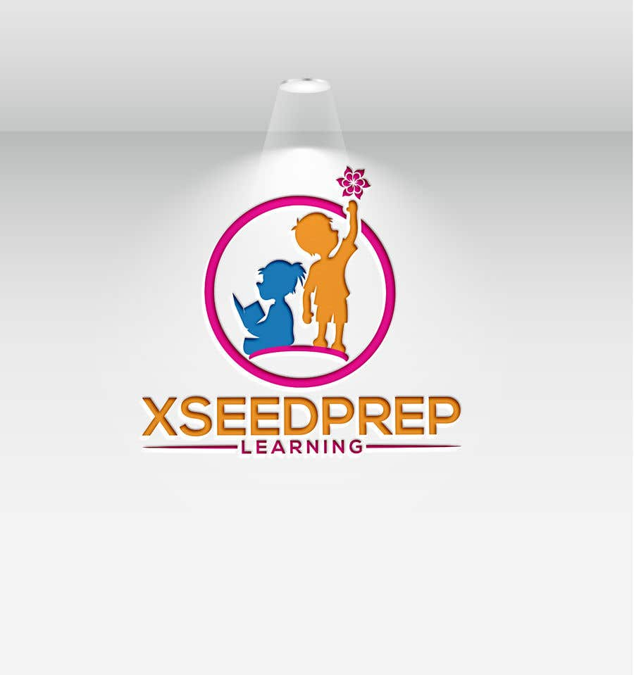 Proposition n°                                        15                                      du concours                                         Xseed prep logo and web design