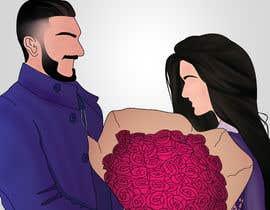 Nro 31 kilpailuun Digital Illustration Engagement picture käyttäjältä SherryD45
