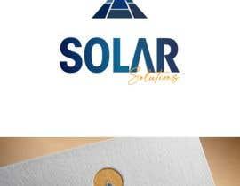 Nro 68 kilpailuun logo for a solar company käyttäjältä ritziov