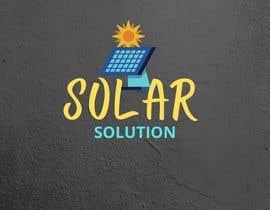 Nro 73 kilpailuun logo for a solar company käyttäjältä shamsumbazgha4
