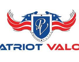 #45 for New Logo for Patriot Valor by kazirubelbreb