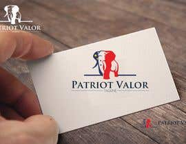 #43 for New Logo for Patriot Valor by Mukhlisiyn