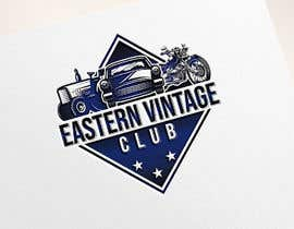 logoque tarafından Vintage club logo için no 54