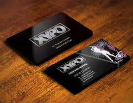 #71 for BUSINESS CARD DESIGN by IllusionG