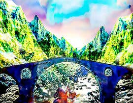 Nro 28 kilpailuun Concept Cover art for a MMO game käyttäjältä divisionjoy5