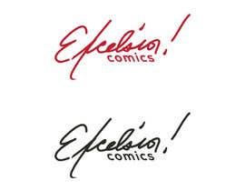 Nro 259 kilpailuun Need Logo: ExcelsiorComics.com käyttäjältä arshaon245