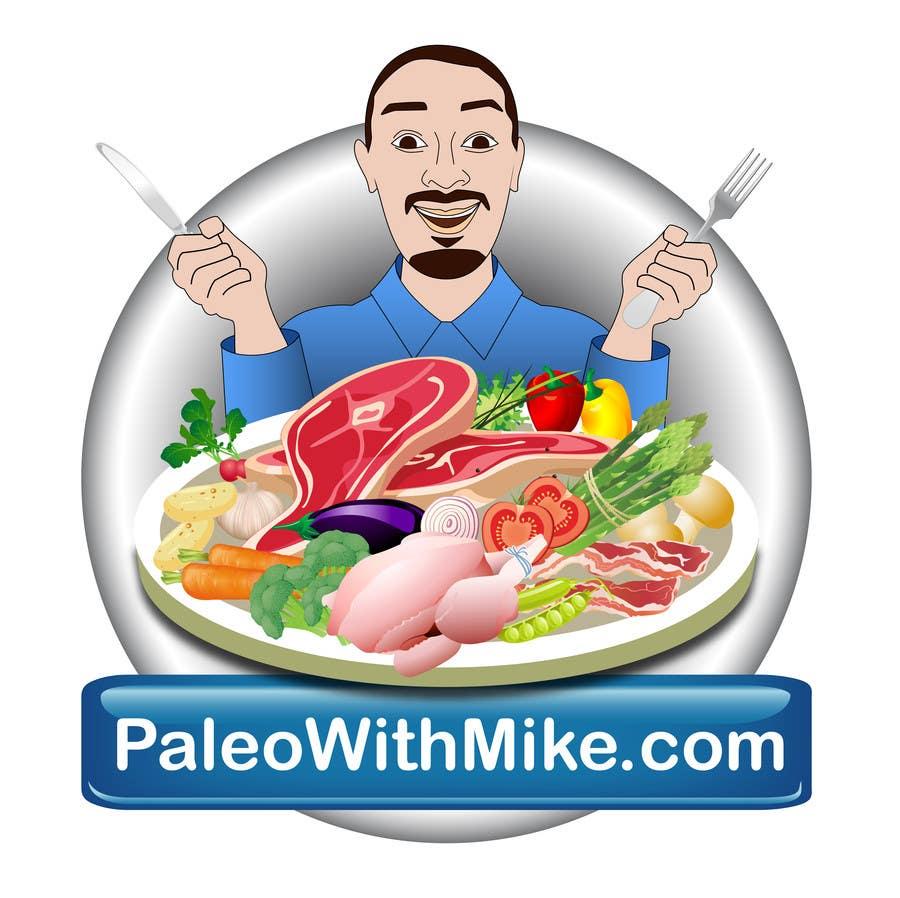 Konkurrenceindlæg #                                        9                                      for                                         Food & Fitness blog needs a logo
