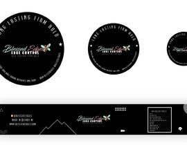 Nro 13 kilpailuun 31307// 2 label designs// 6 different sizes käyttäjältä Nahidemdad