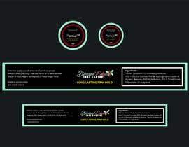 Nro 26 kilpailuun 31307// 2 label designs// 6 different sizes käyttäjältä lupaya9