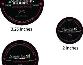 Nro 15 kilpailuun 31307// 2 label designs// 6 different sizes käyttäjältä outofsin