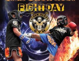 #7 para Design a Flyer for KIDS FIGHT DAY por arun6it