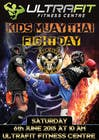 Graphic Design Contest Entry #19 for Design a Flyer for KIDS FIGHT DAY