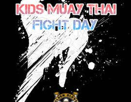 #2 for Design a Flyer for KIDS FIGHT DAY af cvolovik