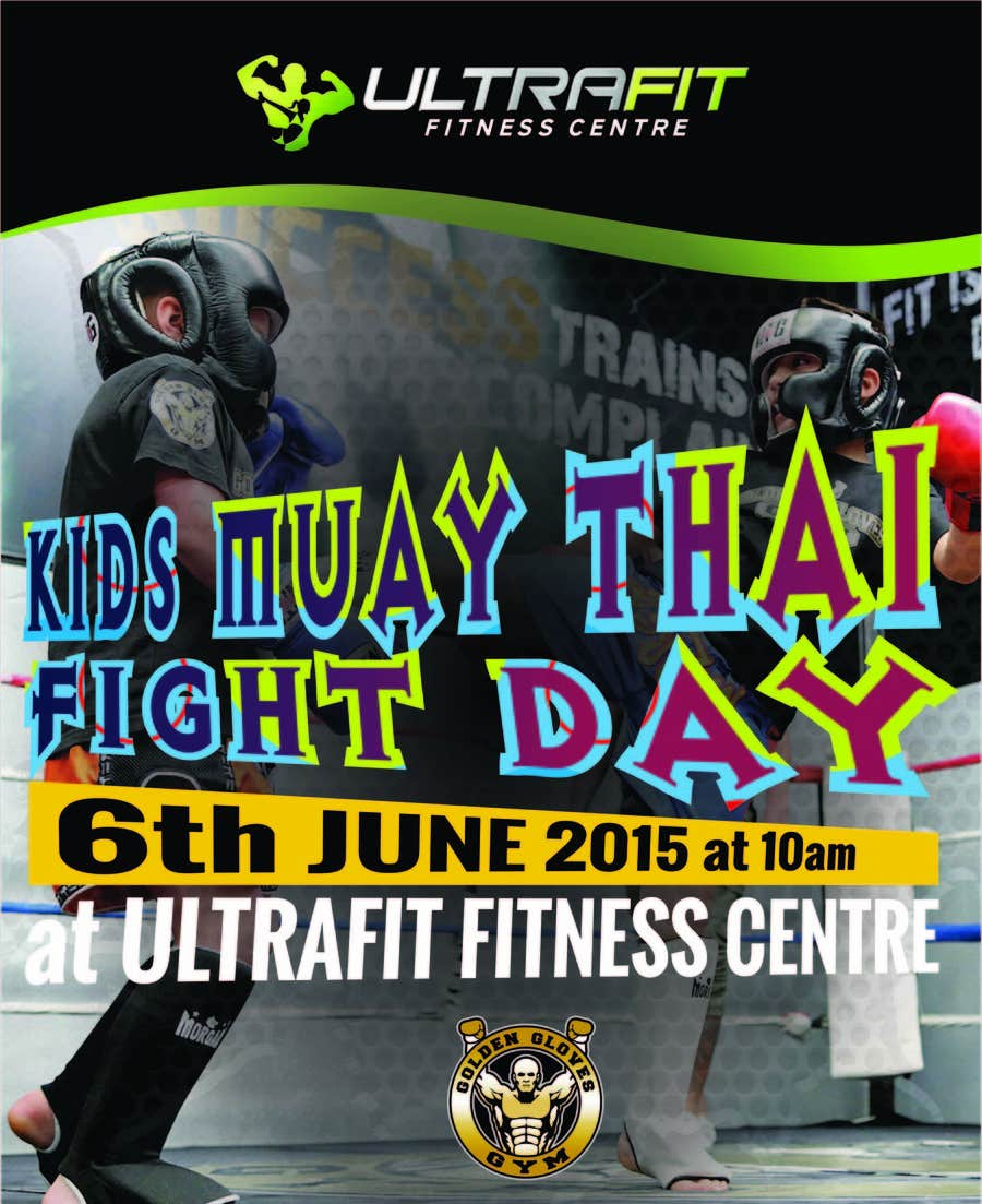 Contest Entry #                                        10                                      for                                         Design a Flyer for KIDS FIGHT DAY