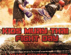 #20 for Design a Flyer for KIDS FIGHT DAY af boris03borisov07